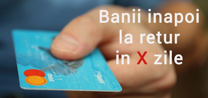 Politica de returnare a produselor in magazinele romanesti