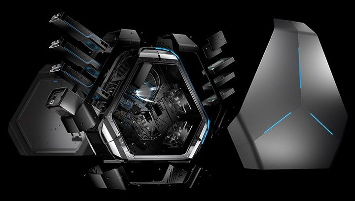 Alienware Area 51: sistem pc de gaming ultra performant