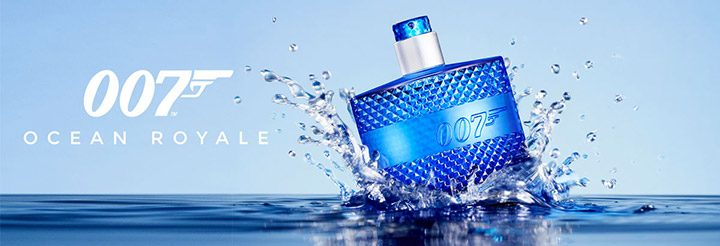 Parfum James Bond Ocean Royale