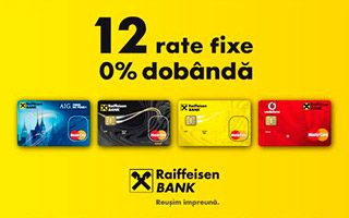 credit card raiffeisen bank