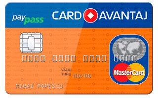 credit europe bank card avantaj