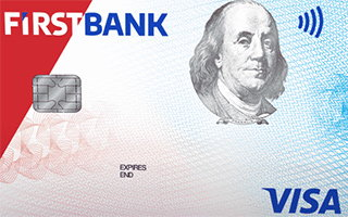first bank card credit franklin