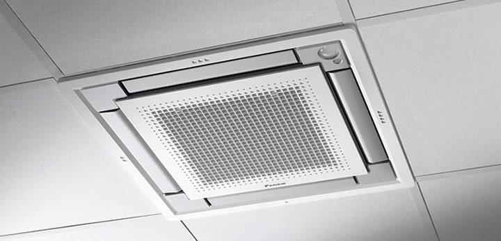 aparat de aer conditionat de tavan plafon
