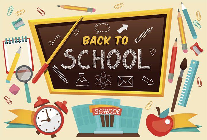 Back to School: rechizite scolare, haine si calculatoare pentru copii si adolescenti