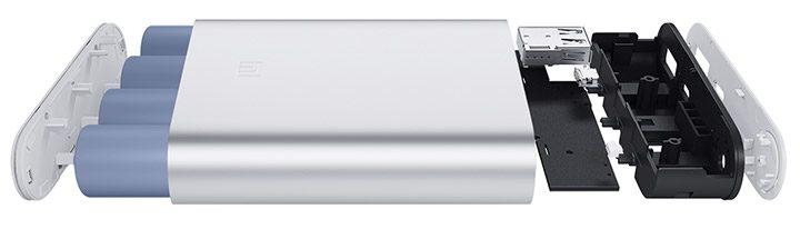 baterie externa desfacuta componente interne