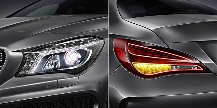 Becuri LED pe autoturisme