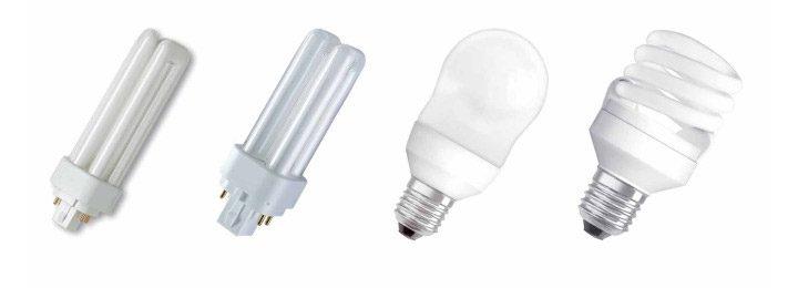 Becuri fluorescente economice CLF