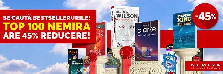 editura nemira - reduceri bestsellers, carti, romane
