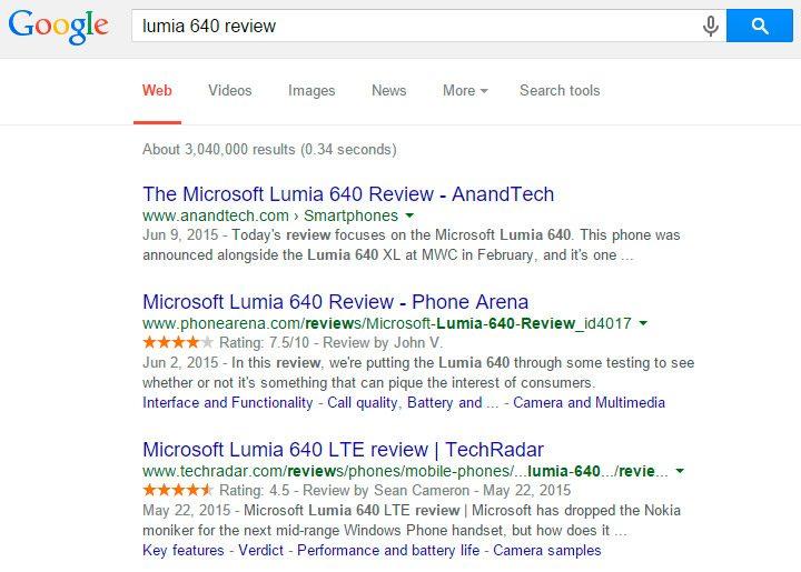Cauta recenzii pe siteuri specializate