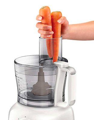 robot de bucatarie tocarea ingredientelor
