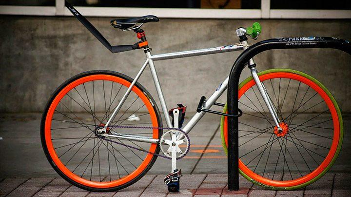 sistem anti furt pentru biciclete
