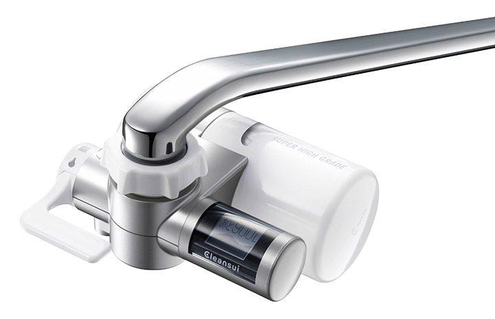 sistem de filtrare apa cu membrana capilara si montare pe robinet