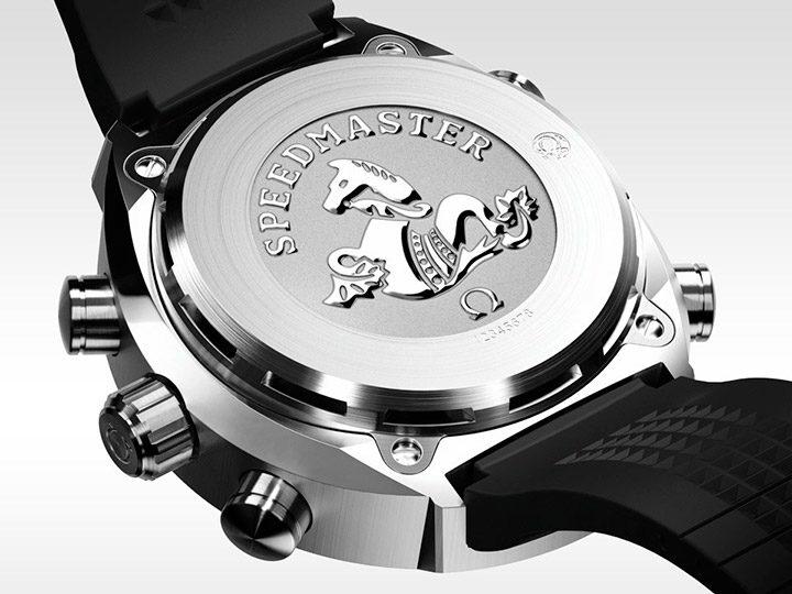 ceas de mana carcasa titan