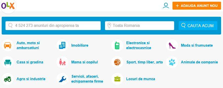 olx.ro anunturi gratuite online
