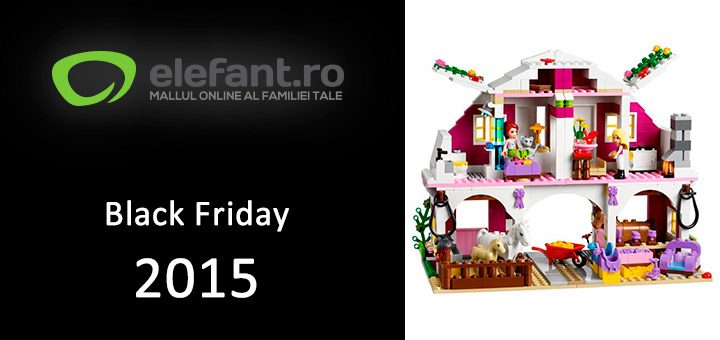 elefant black friday 2015 jucarii