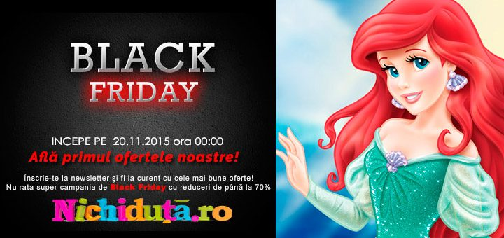 nichiduta black friday 2015