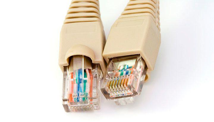 cablu Cat5 mufat RJ45
