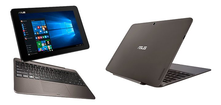 laptop 2 in 1 Asus Transformer