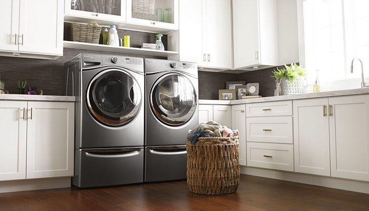Masina de spalat rufe: cum aleg modelul eficient care spala bine