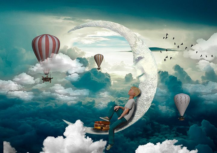Carti pentru copii care educa, dezvolta imaginatia si creativitatea