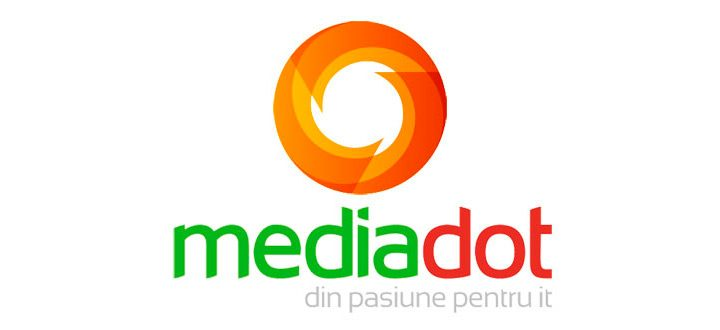 logo mediadot