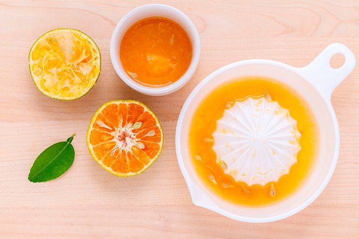 suc natural de portocale storcator manual