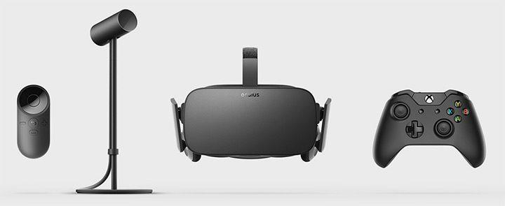 echipament realitate virtuala oculus rift