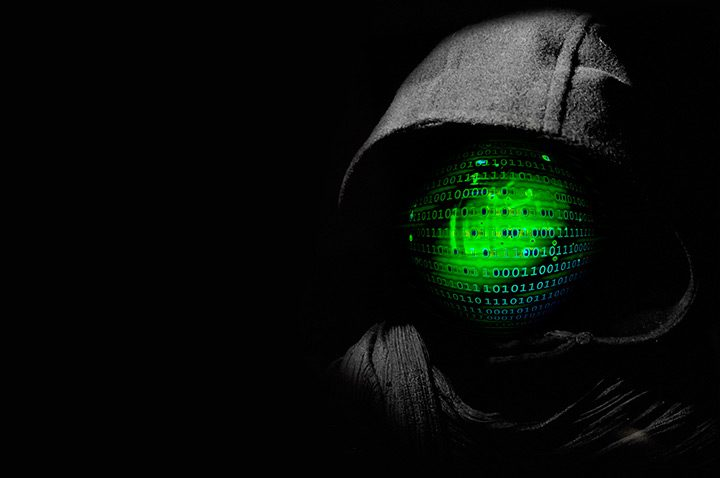 hacker criminal cibernetic internet