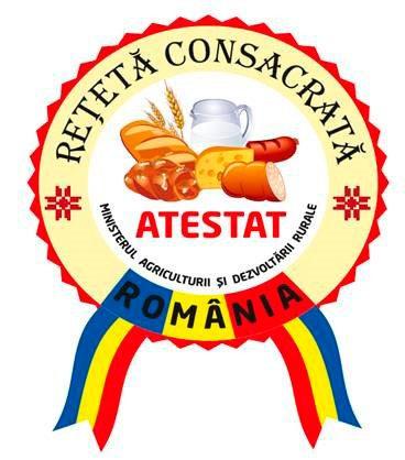 Reteta Consacrata Atestat Romania