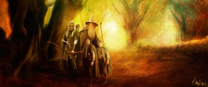 Seria Stapanul Inelelor (The Lord of the Rings) - J.R.R. Tolkien