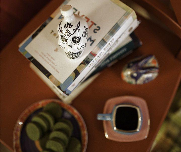 carti ceai si prajituri