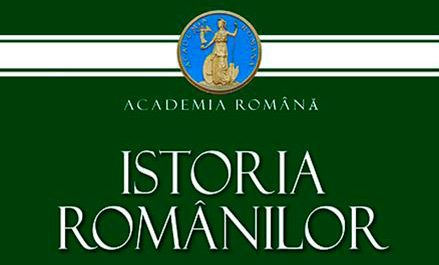 istoria romanilor academia romana