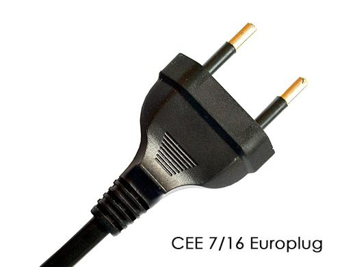 mufa Europlug CEE 7-16