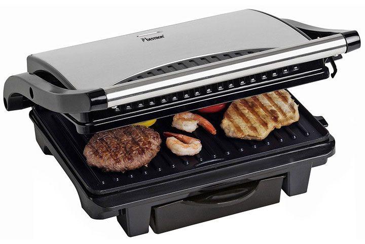 sandwich maker cu functie de grill