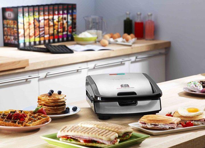Cum alegi un sandwich maker pentru sandvisuri calde perfecte