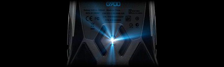 senzor optic mouse de gaming