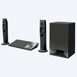 sistem home cinema 2.1
