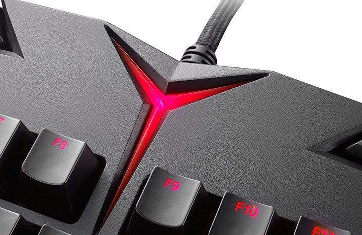 tastatura cu fir