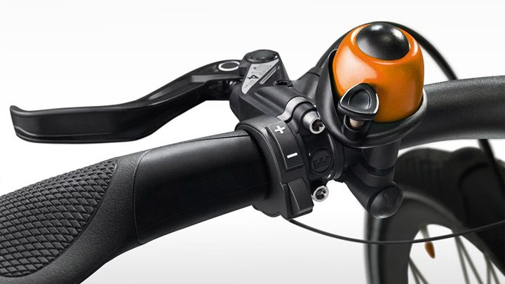 unitatea de control a bicicletei electrice