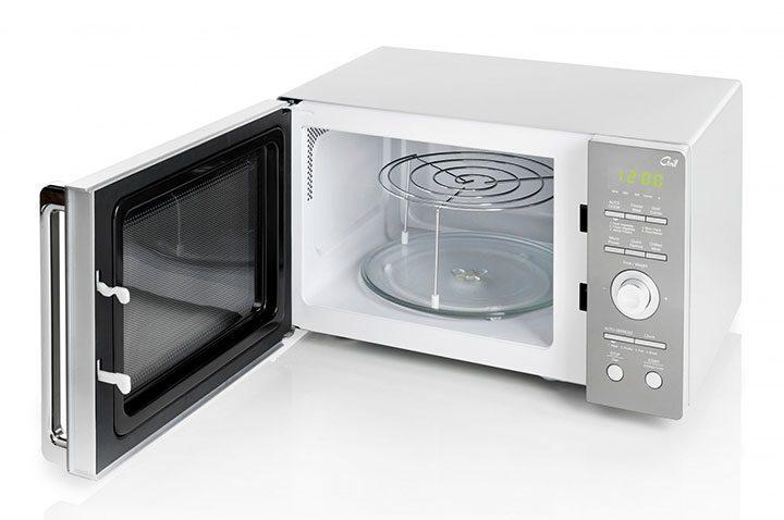 cuptor cu microunde cu functie grill