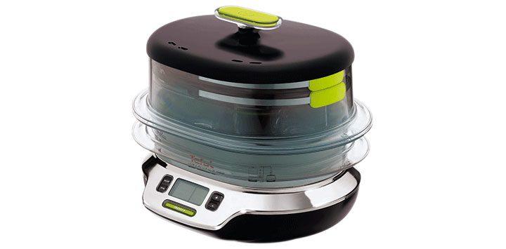 dezozitarea usoara a aparatului de gatit cu aburi
