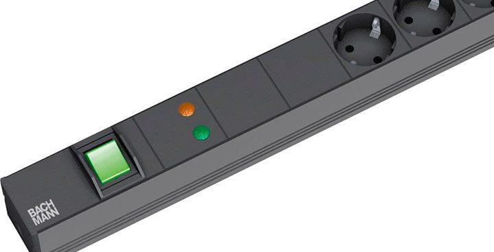 prelungitor electric cu LEDuri indicatoare