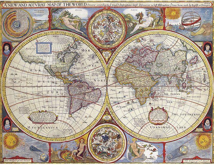 atlase - colectii de harti
