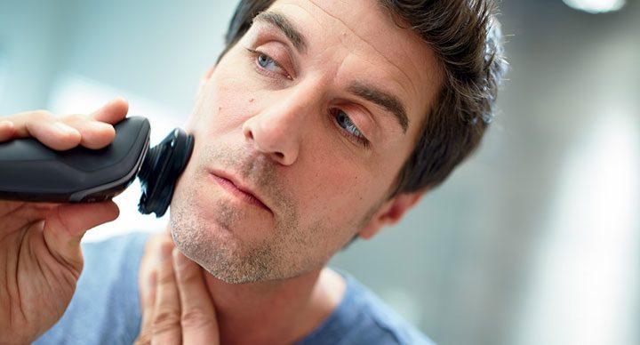 Aparat de ras electric: alegerea pentru barbierit rapid si fara iritatii