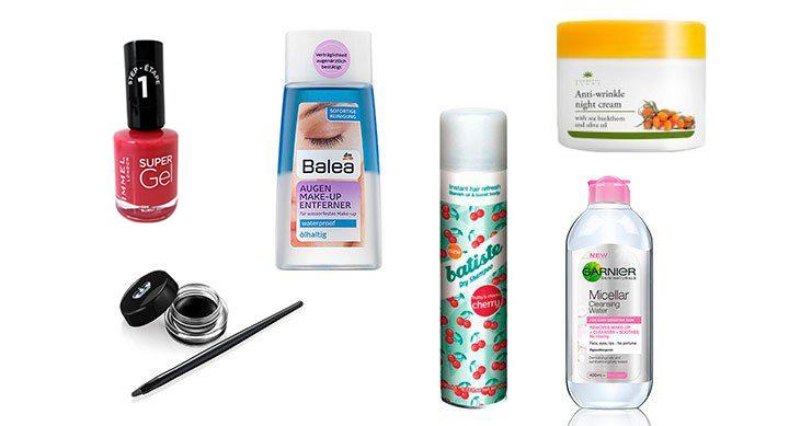 Top 7 produse cosmetice ieftine si bune