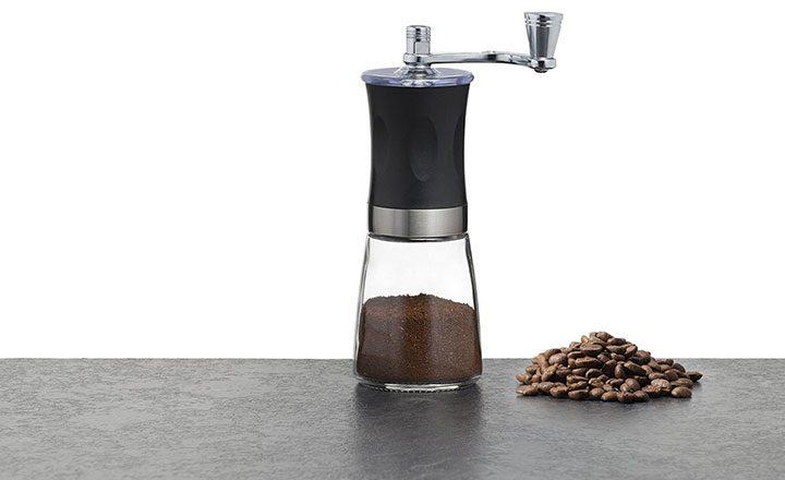 rasnita de cafea manuala pentru cafea aromata