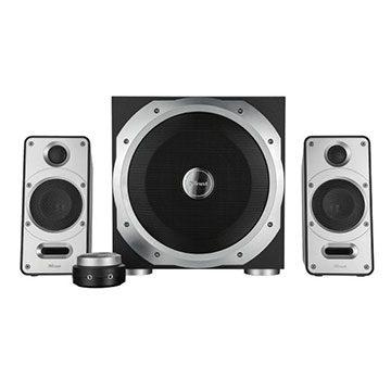 sistem audio de boxe 2.1