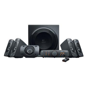sistem audio de boxe 5.1