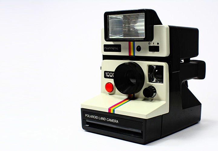 imprimanta si camera foto polaroid