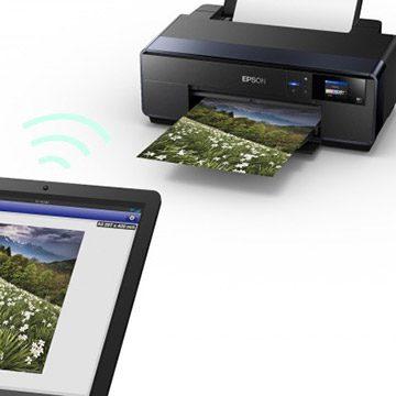 imprimare wireless fara fir